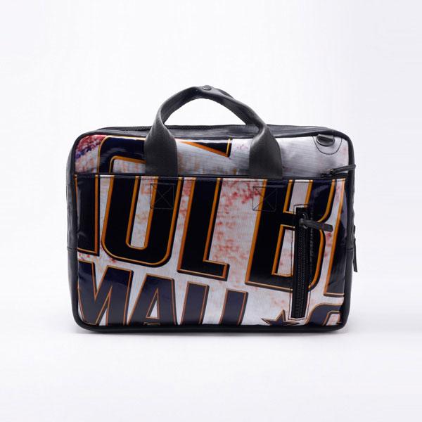 Waste Studio stylish upcycle business bag