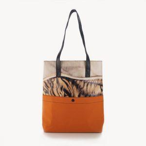 Waste Studio Twin Tote Bag