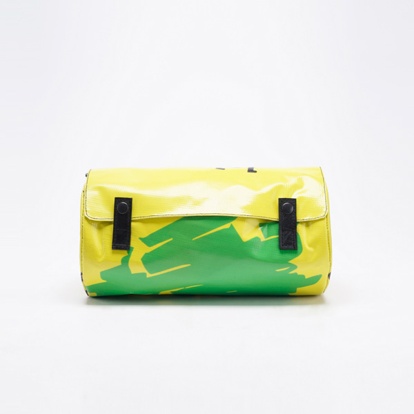Waste Studio upcycled bike bag